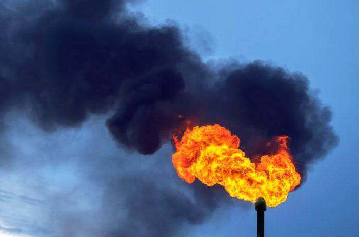 горючие газы и их свойства