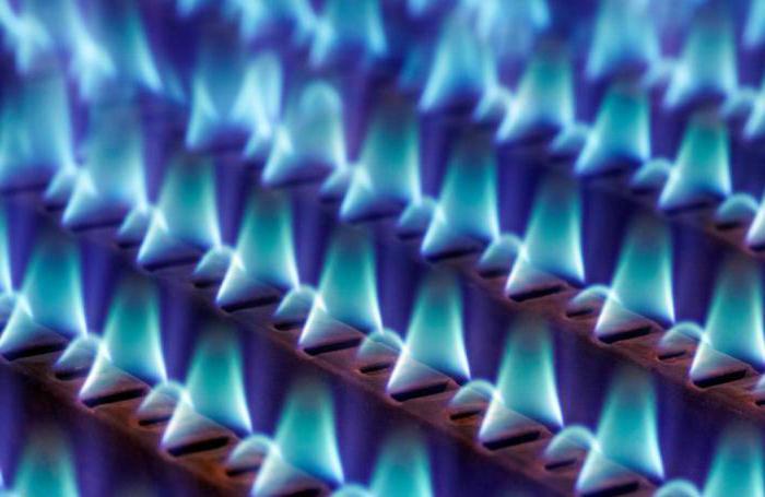 использование горючих газов