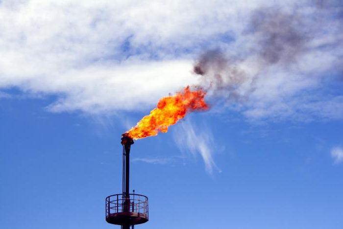 опасность горючих газов