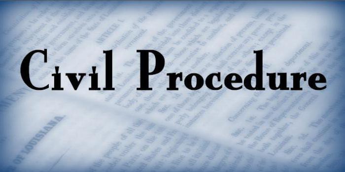 стороны в гражданском процессе процессуальное правопреемство