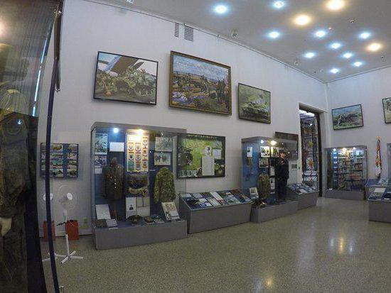 Центральный музей Вооруженных Сил России: отзывы