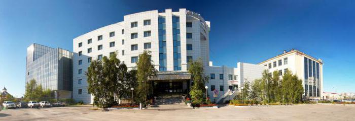 якутск гостиницы в центре города