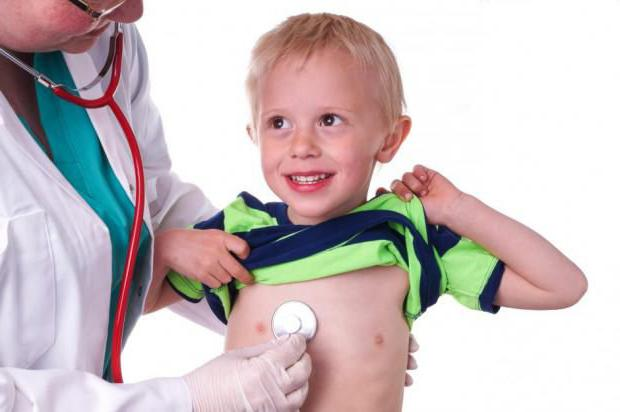 какие признаки пневмонии у ребенка
