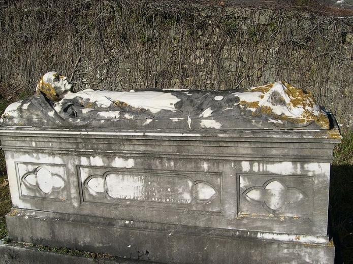 во сне кладбище видеть денег карту