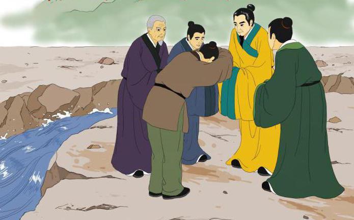 фразеологические единства в китайском языке