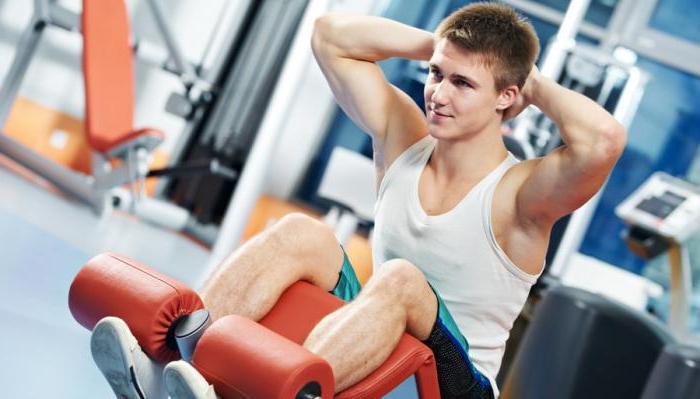 Упражнения для похудения мужчинам в тренажерном зале