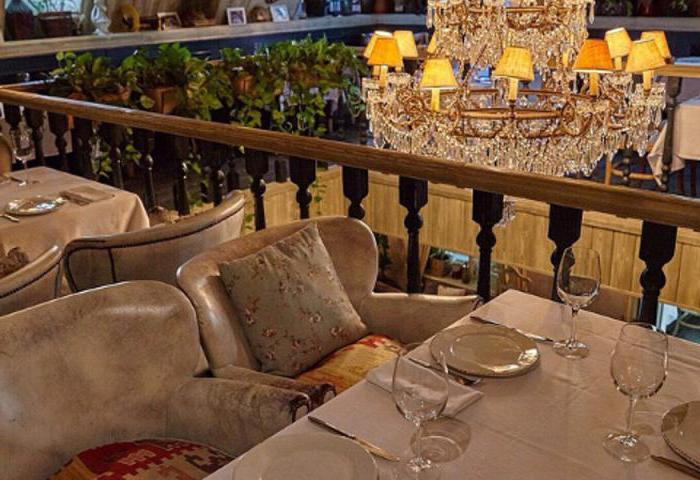 грузинские рестораны в москве рейтинг