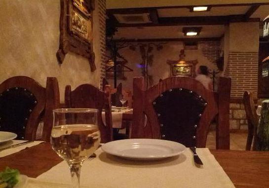 грузинские рестораны в центре москвы