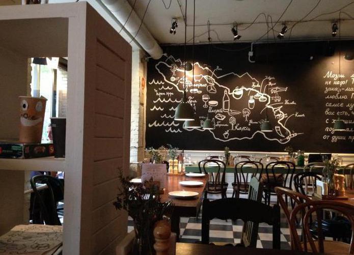 грузинские рестораны в москве отзывы