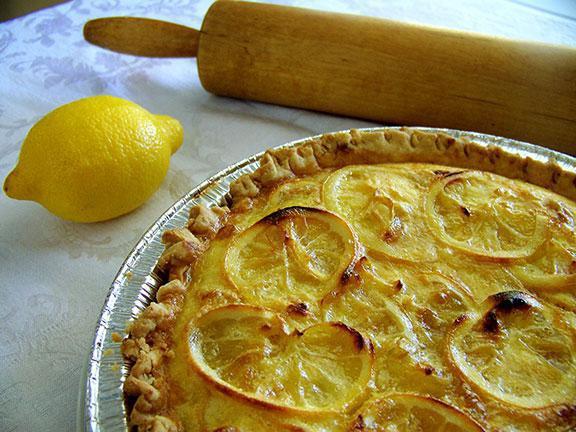 выпечка с лимоном рецепты поваренок