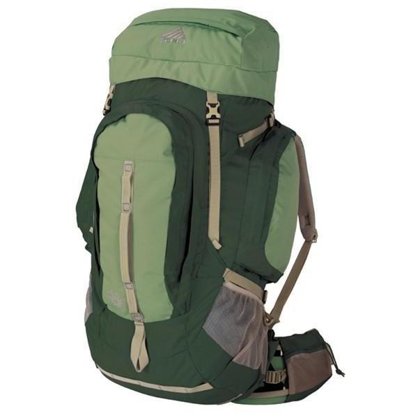 виды туристических рюкзаков