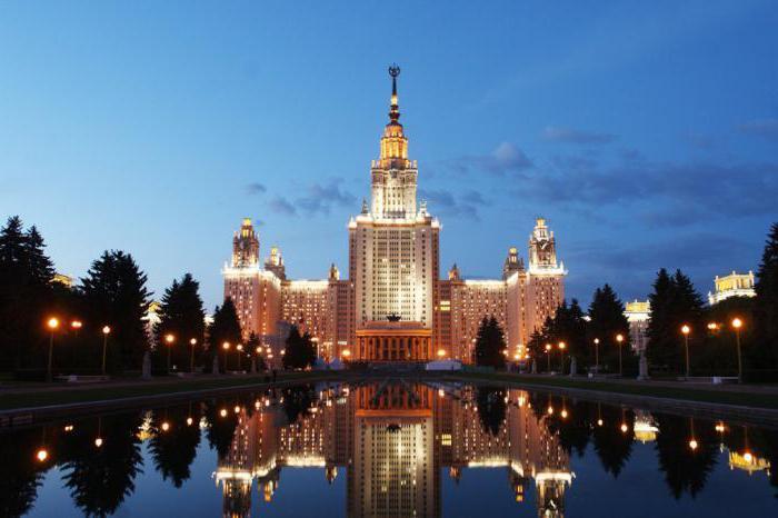 вузы москвы с бюджетными местами и общежитием