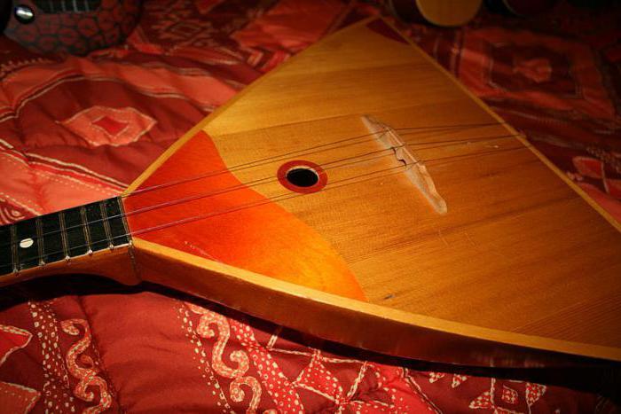какой щипковый музыкальный инструмент