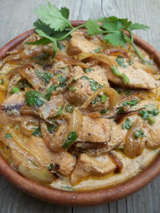 мясо со сливой грузинская кухня