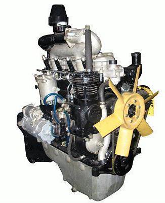 д 243 двигатель