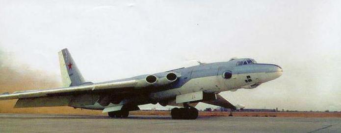 Самолет 3М Мясищева