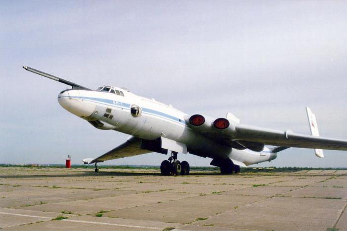 Стратегический бомбардировщик. Самолет 3М