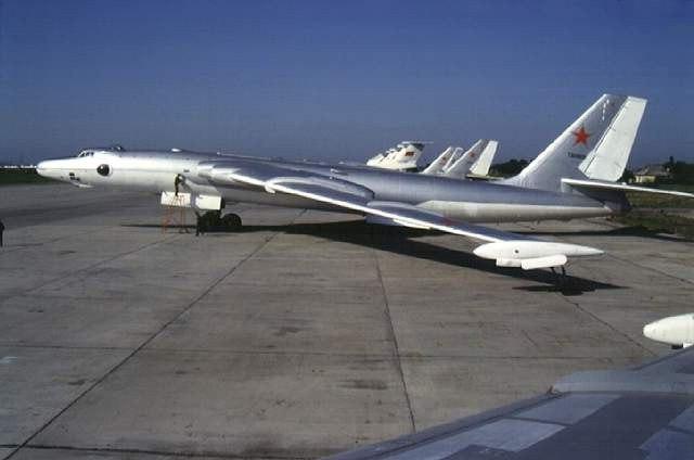 Самолет 3М: характеристики