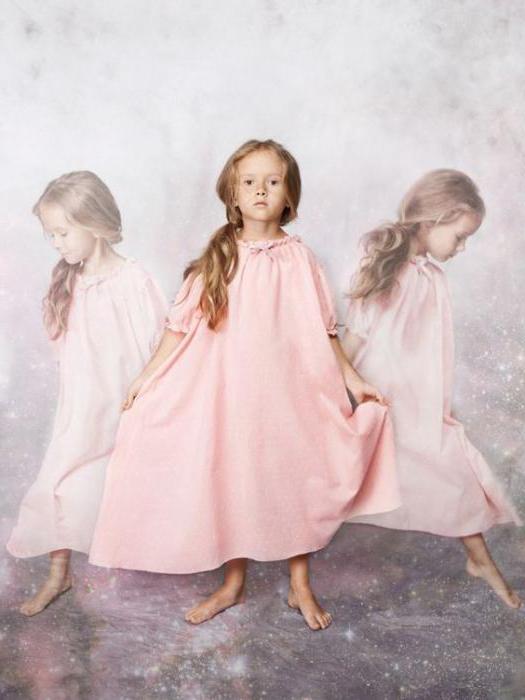 выкройка пижамы для девочки