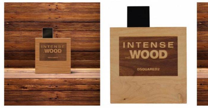 мужская туалетная вода wood