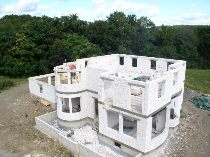 какой газоблок лучше для строительства дома