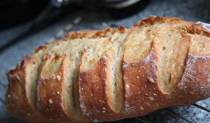 хлеб ржано пшеничный на ржаной закваске рецепт