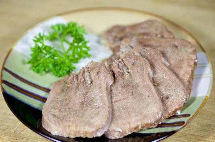 сколько калорий в говядине отварной
