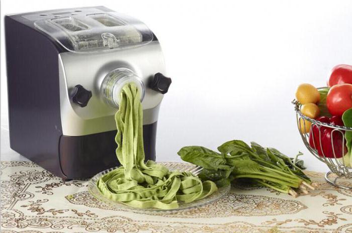 машинка для приготовления пасты отзывы