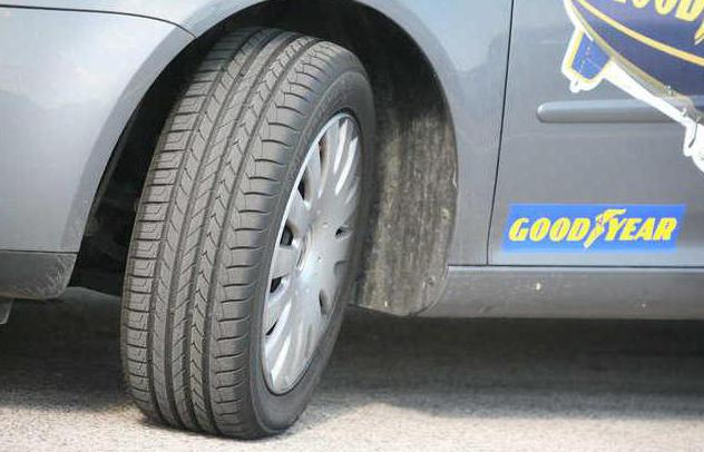 летние шины goodyear efficientgrip performance отзывы