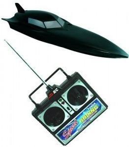 Катер на радиоуправлении