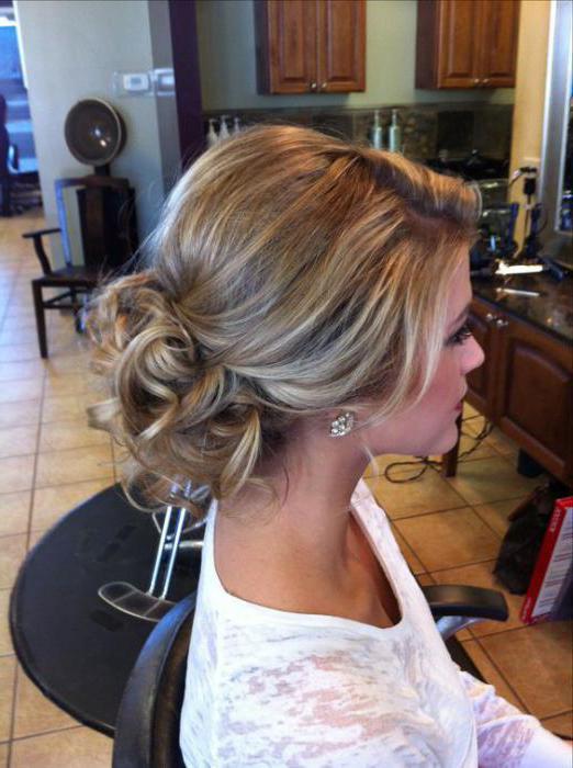 стрижка покраска на средние волосы