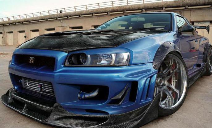 лучшие спортивные японские автомобили