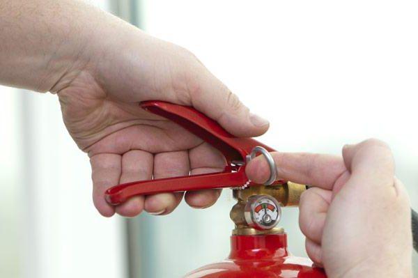 расчет количества числа огнетушителей нормы