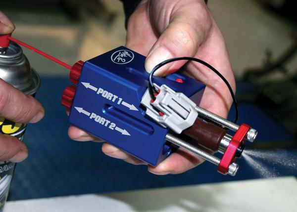 промывка инжектора чистка форсунок своими руками