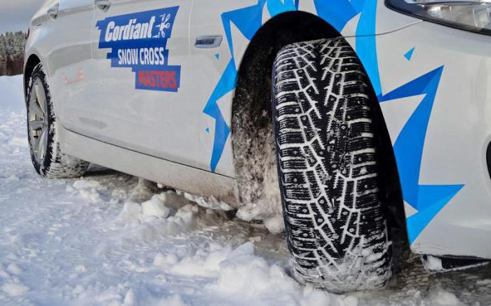 cordiant snow cross r15