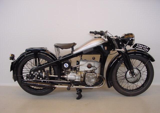 мотоцикл цундап