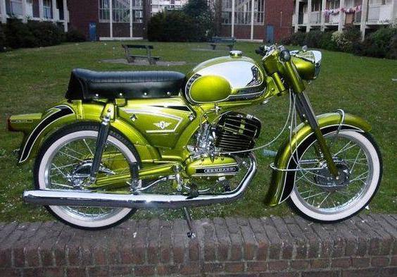 цундап мотоцикл
