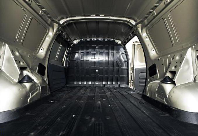 лада ларгус размеры салона и багажника