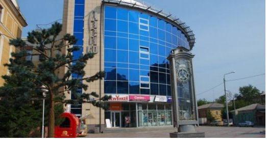 торгово развлекательные центры красноярска