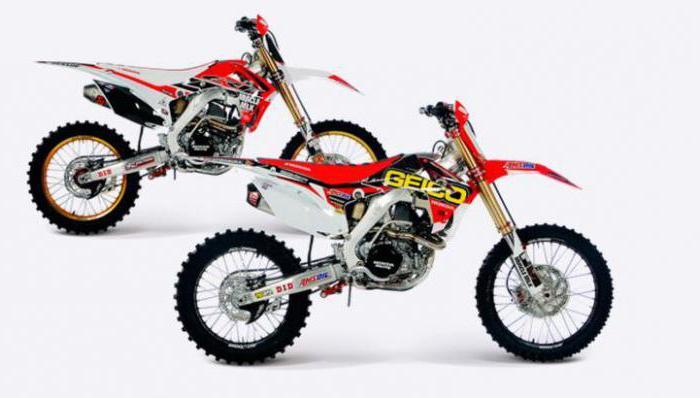 honda crf 450 технические характеристики