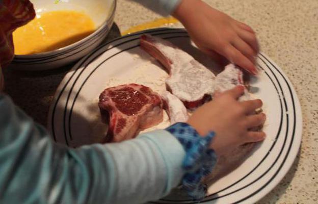 что можно приготовить ребенку из свинины