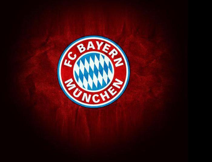 Флаг футбольного клуба бавария