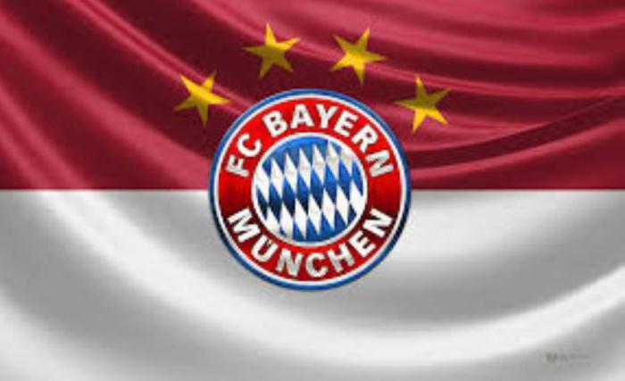 Герб футбольной команды бавария