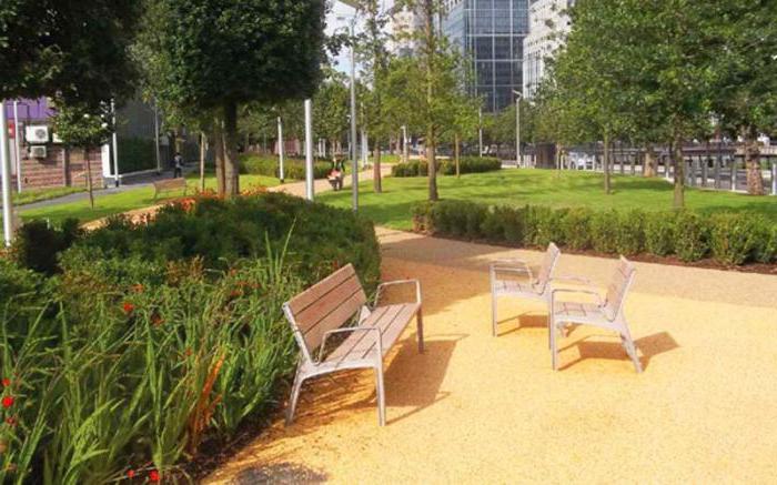 садово парковое и ландшафтное строительство