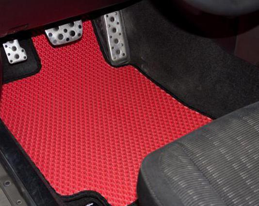 eva drive коврики в москве