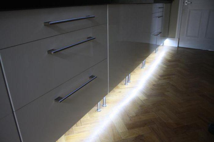светодиодные линейные светильники встроенные