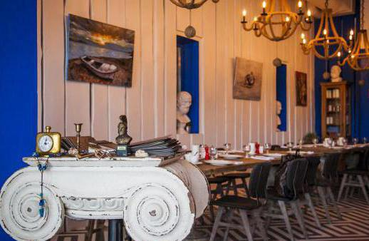 греческий ресторан в москве