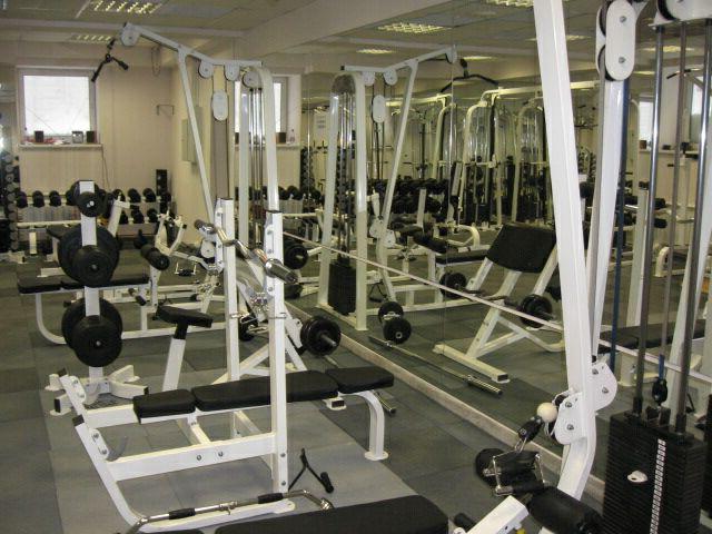 мастер спорта тренажерный зал киров