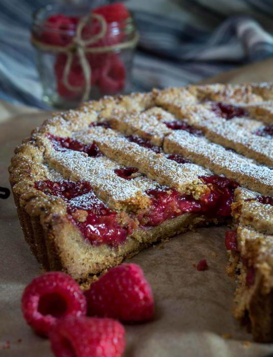 линцский торт пошаговый рецепт с фото