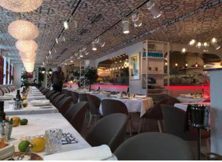 греческие рестораны в москве адреса